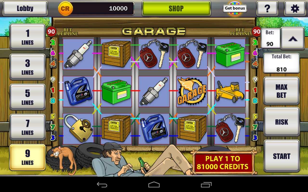 Скачать на планшет игровые автоматы м игровой автомат