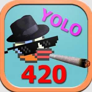 MLG Flappy Bird 420