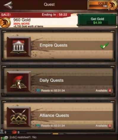 Game of war читы (взломання версия)