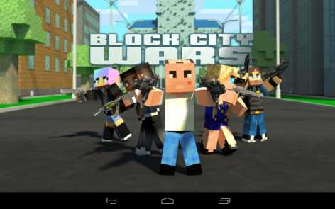 Block City Wars взломанный на бесконечные деньги