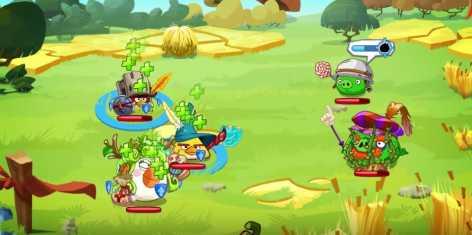 Angry Birds Epic взломанная (Мод на много денег)