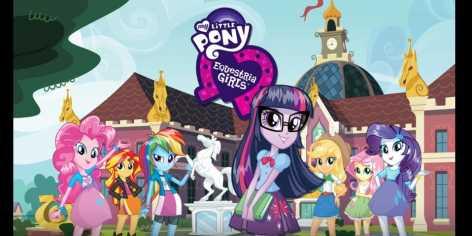 Equestria Girls взломанная [Чит много денег]
