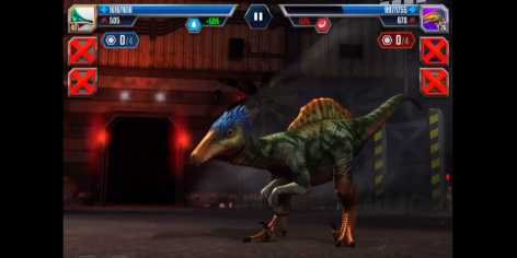 Взломанный Jurassic World [Мод]