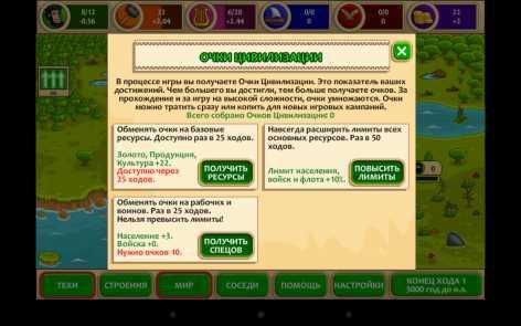 Пре-Цивилизация Мраморный Век чит