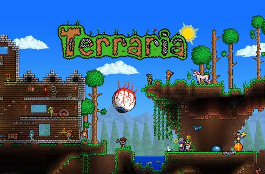 Скачать terraria мод вещи деньги