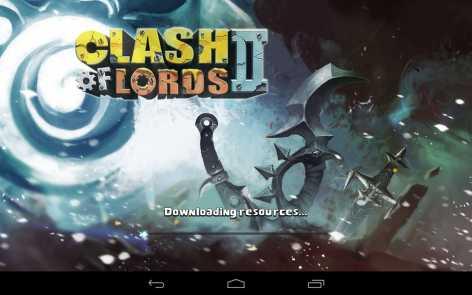 Взломанная Clash of Lords 2: Битва Легенд (Чит)