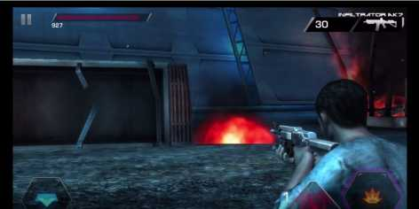 Взломанный Terminator Genisys: Revolution на много денег