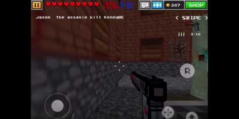 Читы Pixel Gun 3D [взлом на много денег]