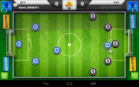 Soccer Stars читы (взломанная версия)