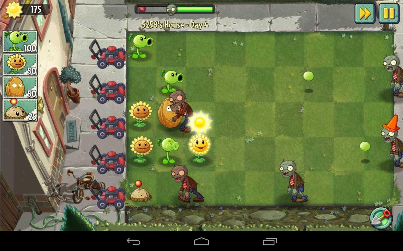 Скачать игру зомби против растений русская версия на андроид
