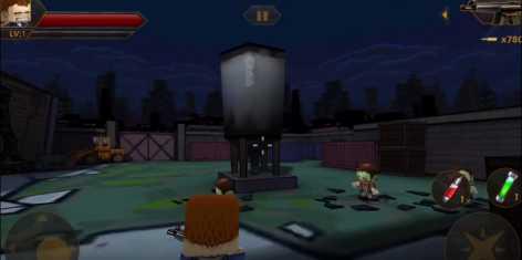 Call of Mini: Zombies взломанный