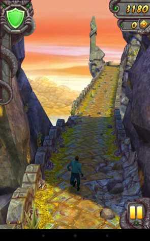 Взломанный Temple Run 2 Мод бесконечные деньги