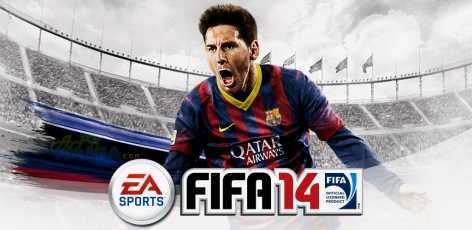 Взломанная FIFA 14 полная версия