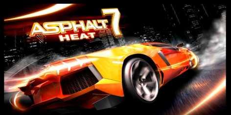 Взломанный Asphalt 7: Heat (полная версия)