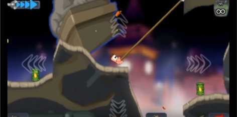 Worms взломанная (Мод)