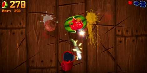 Fruit Ninja полная версия (взломанная)