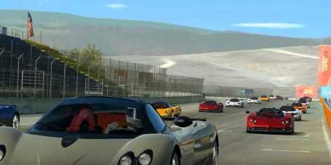 Взломанный Real Racing 2 [чит много денег]