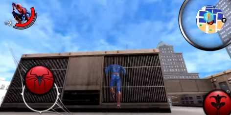 Новый Человек-паук взломанный (Мод много денег)