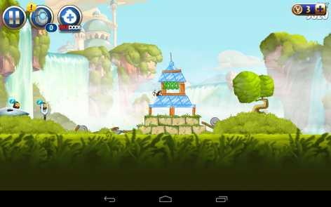 Angry Birds Star Wars 2 взломанный (полная версия)