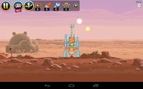 Angry Birds Star Wars взлом (Читы на много денег)