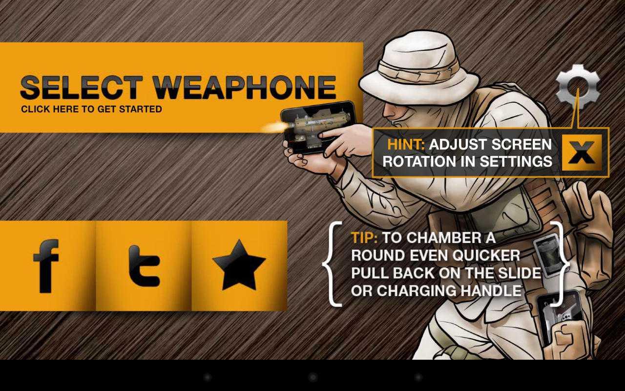 Скачать игру weaphones на андроид полная версия