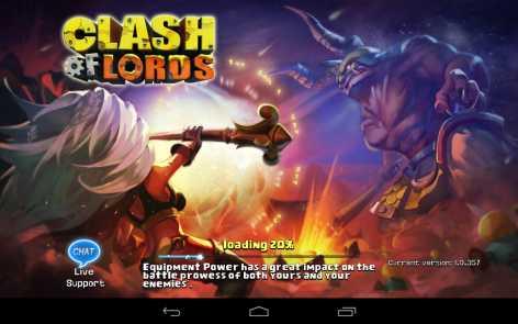 Clash of Lords взломанный