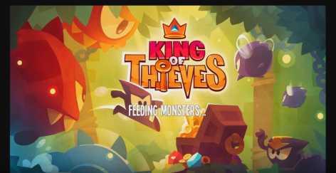 Взломанный King of Thieves