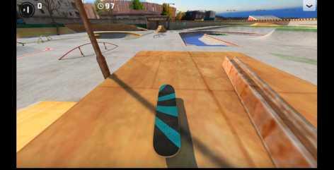 Touchgrind Skate 2 взломанная
