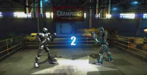 Real Steel Champions взломанная