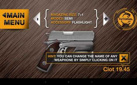 Weaphones: Firearms Sim Vol 1 полная версия