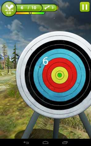Archery Master 3D много денег (взлом)