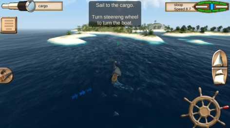 The Pirate: Caribbean Hunt взломанная