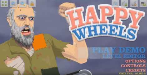 Happy Wheels полная версия