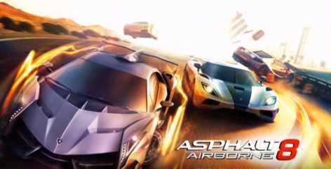 Взлом Asphalt 8: Airborne (Мод много денег)
