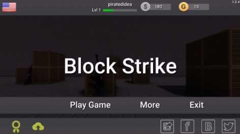Block Strike взломанный
