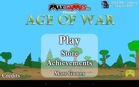 Age of War взлом