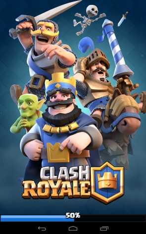Взлом Clash Royale на много денег