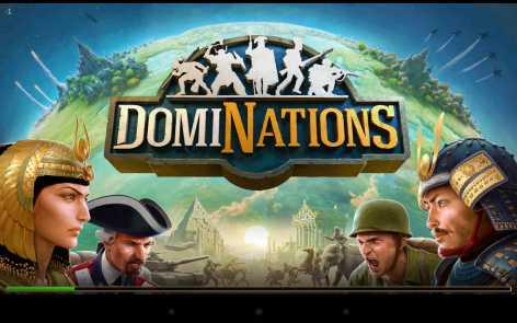 DomiNations взломанный (Мод много денег)