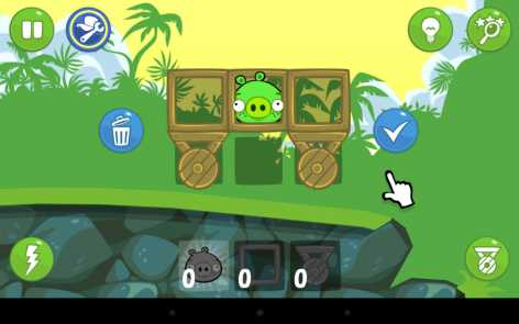 Bad Piggies полная версия