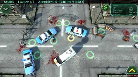 Взлом Zombie Defense на много денег