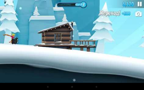 Взлом Ski Safari 2