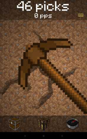 Взломанный PickCrafter (Чит бесконечные деньги)
