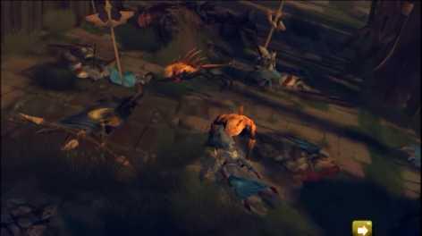 Взлом Dungeon Hunter 4