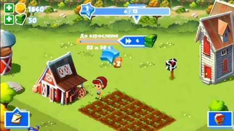 Взлом Зеленая ферма 3 на много денег
