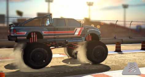 Взломанный MMX Racing