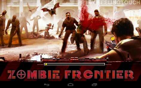 Zombie Frontier взломанный (чит)