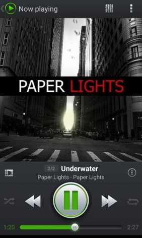 PlayerPro Music Player (полная версия)