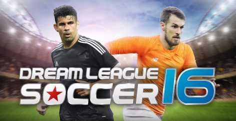 Взломанный Dream League Soccer 2016 на много денег