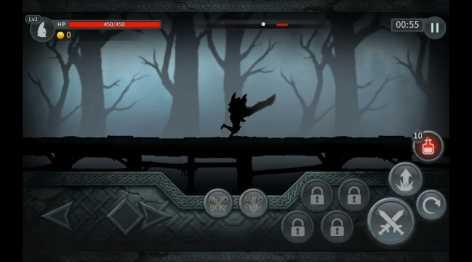 Взлом Dark Sword (Мод много денег)
