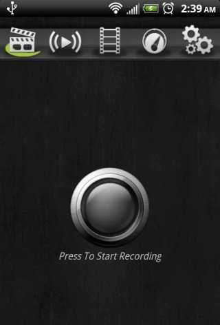Screencast Video Recorder полная версия